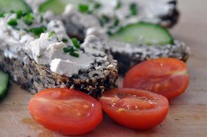 PCOS-freundliches Brot - gluten- und mehlfrei